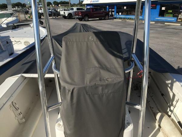 2011 Carolina Skiff boat for sale, model of the boat is 218 Ultra Elite & Image # 12 of 12