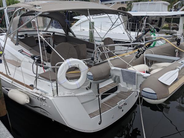 Jeanneau Sun Odyssey 44 DS BoatsalesListing Purchase
