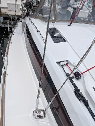 Jeanneau Sun Odyssey 44 DS BoatsalesListing New England