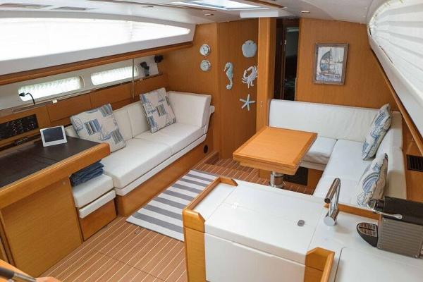 Jeanneau Sun Odyssey 44 DS Purchase Sell