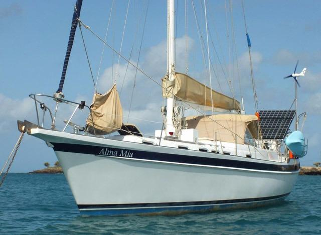 1976 Heritage West Indies Cutter