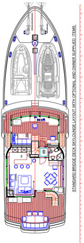 Skylounge Layout With Optional And Owner Supplied Items