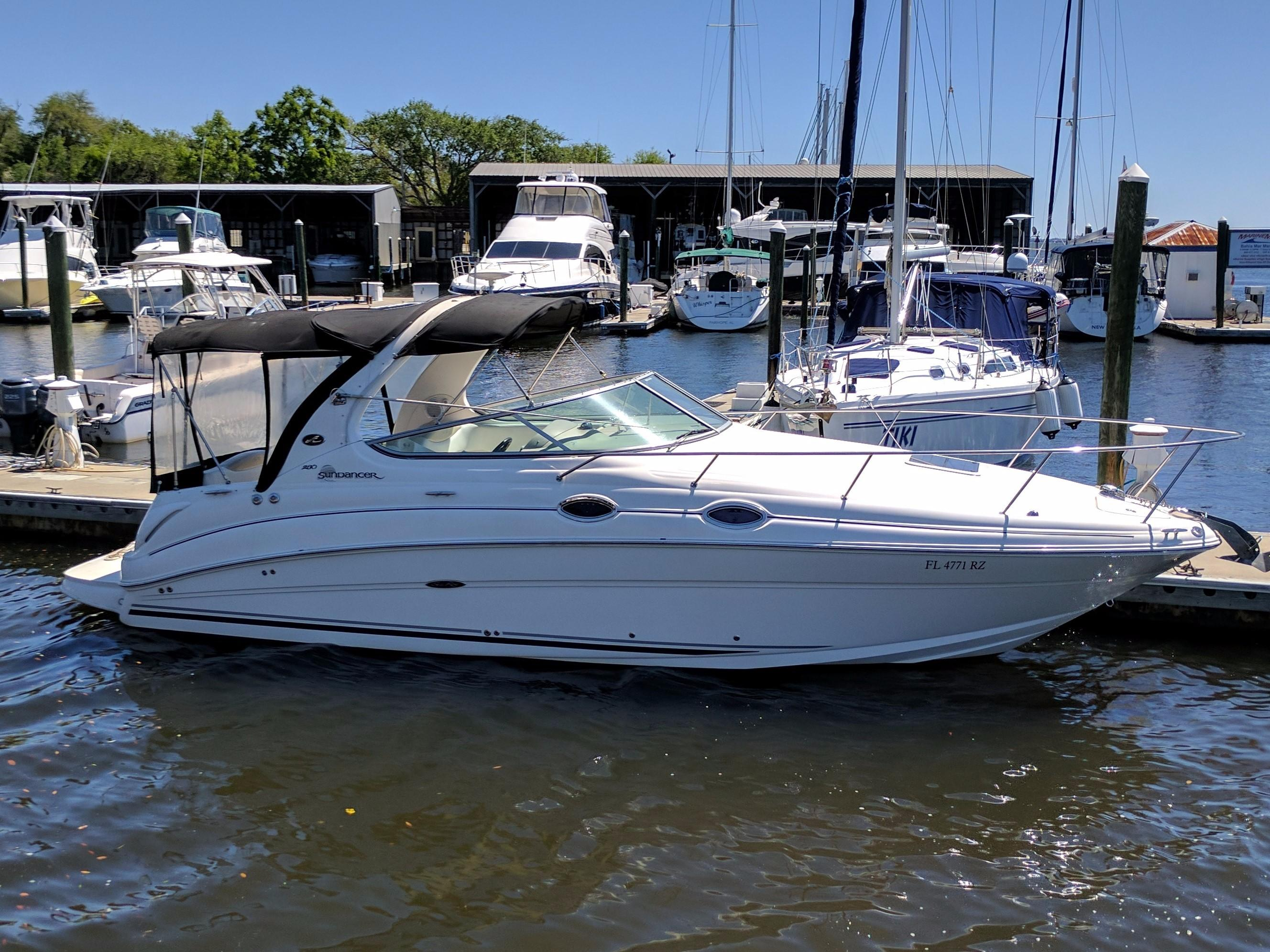 28' Sea Ray 2008 280 Sundancer