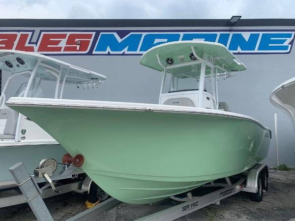 2019 SEA PRO 239 for sale