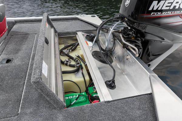 2016 Tracker Boats boat for sale, model of the boat is Pro 170 & Image # 6 of 25