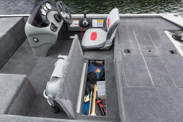 2016 Tracker Boats boat for sale, model of the boat is Pro 170 & Image # 22 of 25