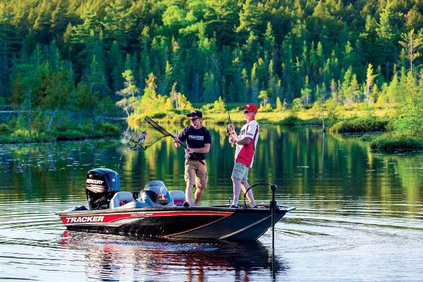 2016 Tracker Boats boat for sale, model of the boat is Pro Team 175 TXW & Image # 15 of 36