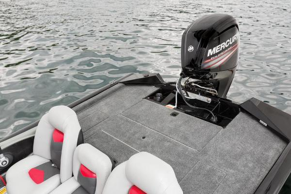 2016 Tracker Boats boat for sale, model of the boat is Pro Team 175 TXW & Image # 18 of 36
