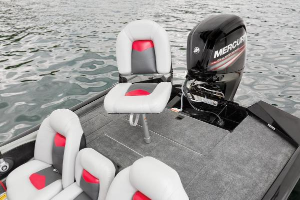 2016 Tracker Boats boat for sale, model of the boat is Pro Team 175 TXW & Image # 22 of 36
