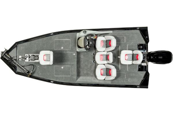 2016 Tracker Boats boat for sale, model of the boat is Pro Team 175 TXW & Image # 34 of 36