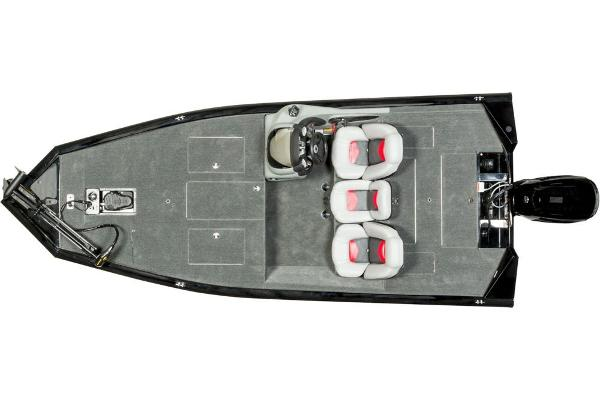 2016 Tracker Boats boat for sale, model of the boat is Pro Team 175 TXW & Image # 35 of 36