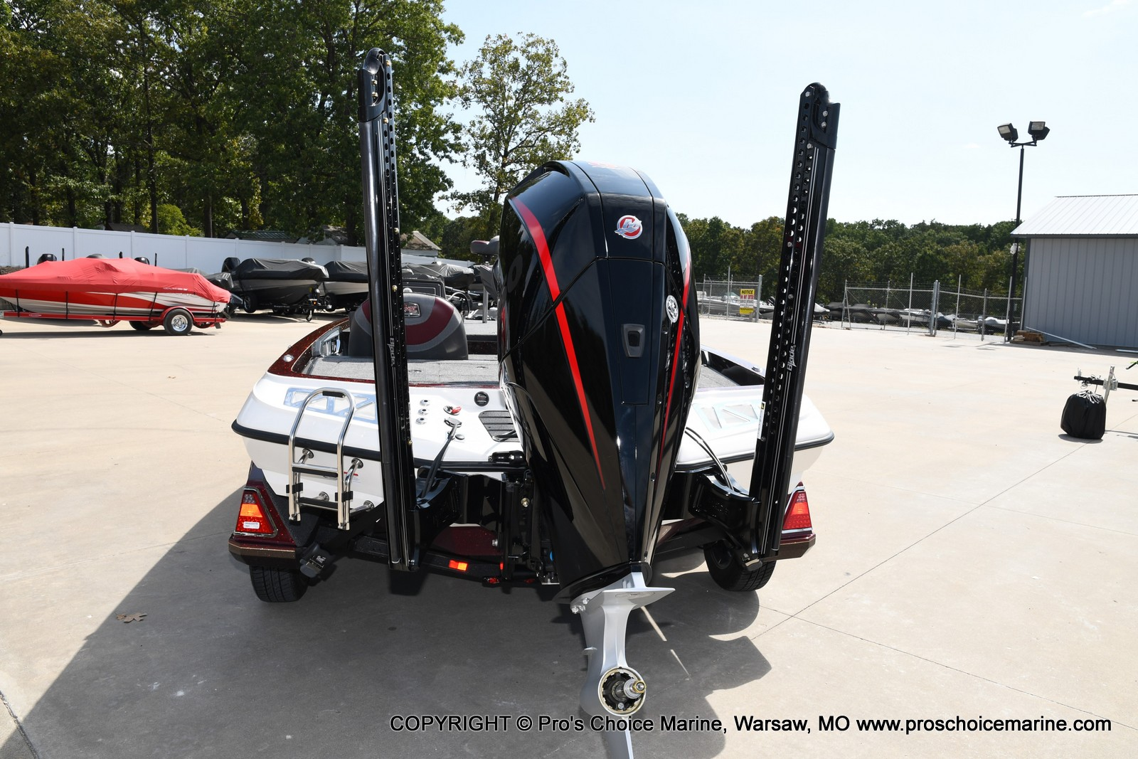 2021 Ranger Boats boat for sale, model of the boat is Z521L Cup Equipped DUAL CONSOLE & Image # 35 of 50