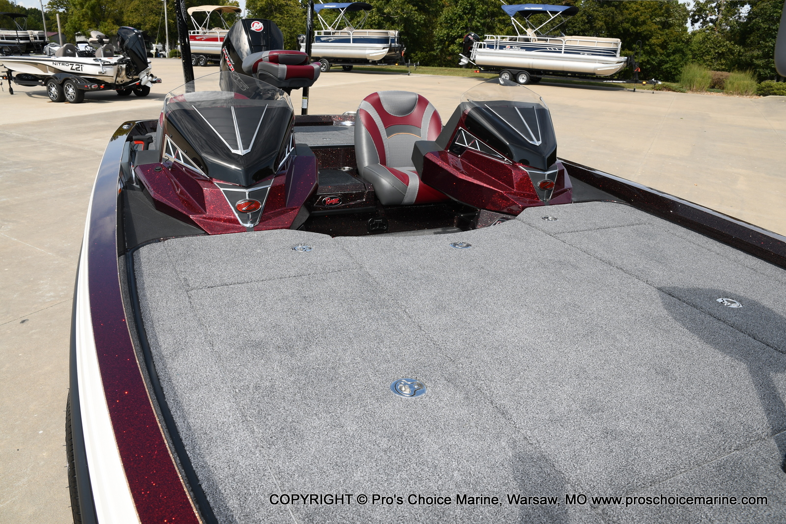 2021 Ranger Boats boat for sale, model of the boat is Z521L Cup Equipped DUAL CONSOLE & Image # 37 of 50