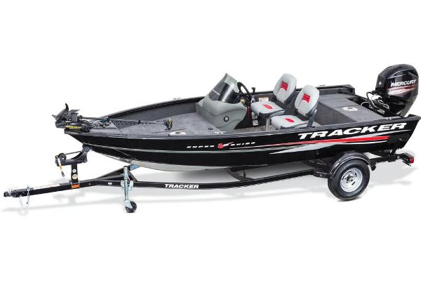 For Sale: 2016 Tracker Boats Super Guide V-16 Sc 16ft<br/>George's Marine & Power Sports - Ottawa - A Division of Pride Marine