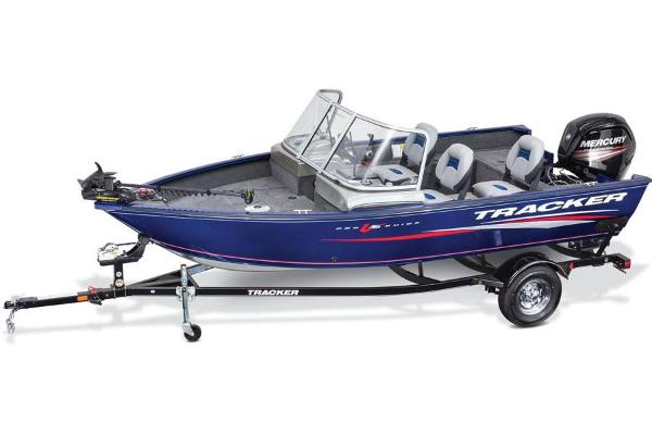 2016 Tracker Boats boat for sale, model of the boat is Pro Guide V-16 WT & Image # 1 of 10