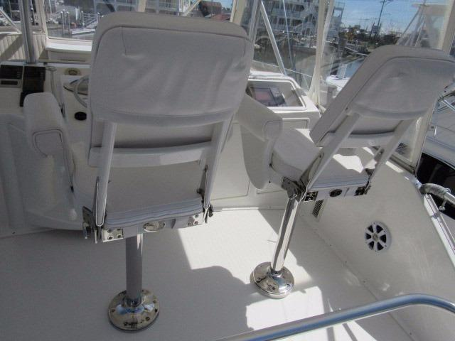 Bridge 7 - Helm Chairs