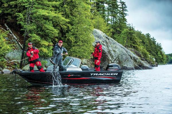 2016 Tracker Boats boat for sale, model of the boat is Pro Guide V-175 WT & Image # 5 of 38