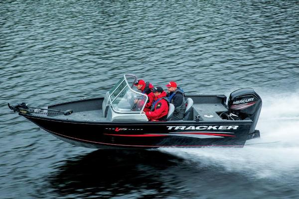 2016 Tracker Boats boat for sale, model of the boat is Pro Guide V-175 WT & Image # 7 of 38