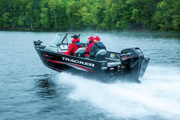 2016 Tracker Boats boat for sale, model of the boat is Pro Guide V-175 WT & Image # 8 of 38