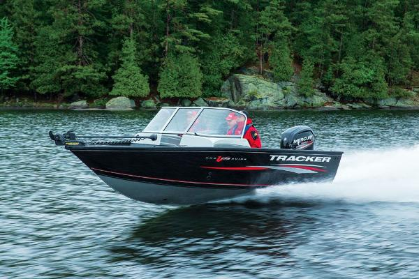 2016 Tracker Boats boat for sale, model of the boat is Pro Guide V-175 WT & Image # 2 of 38