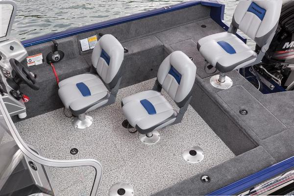 2016 Tracker Boats boat for sale, model of the boat is Pro Guide V-175 WT & Image # 19 of 38
