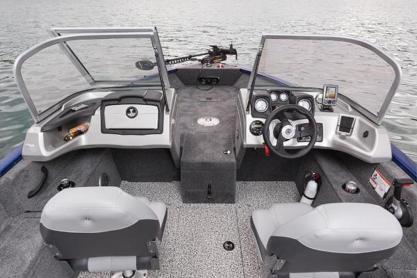 2016 Tracker Boats boat for sale, model of the boat is Pro Guide V-175 WT & Image # 29 of 38