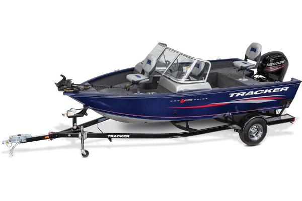 2016 Tracker Boats boat for sale, model of the boat is Pro Guide V-175 WT & Image # 34 of 38