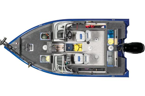 2016 Tracker Boats boat for sale, model of the boat is Pro Guide V-175 WT & Image # 35 of 38