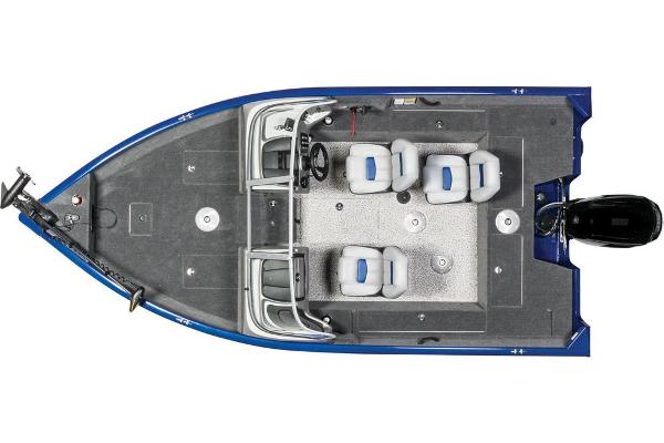2016 Tracker Boats boat for sale, model of the boat is Pro Guide V-175 WT & Image # 36 of 38