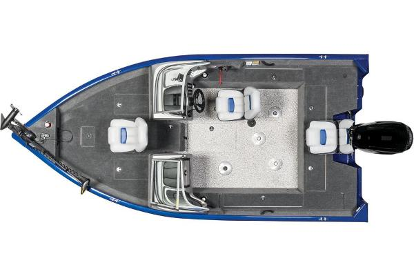 2016 Tracker Boats boat for sale, model of the boat is Pro Guide V-175 WT & Image # 37 of 38