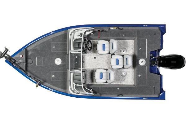 2016 Tracker Boats boat for sale, model of the boat is Pro Guide V-175 WT & Image # 38 of 38