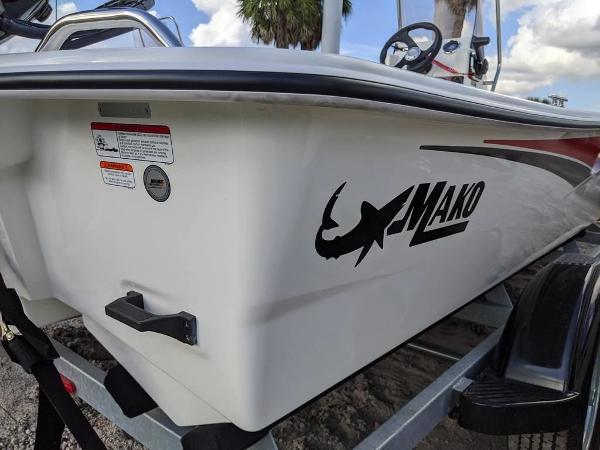 2020 Mako boat for sale, model of the boat is 17 Skiff & Image # 8 of 29