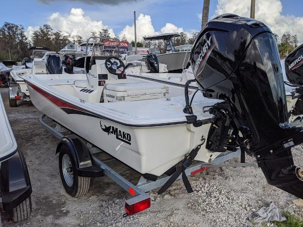 2020 Mako boat for sale, model of the boat is 17 Skiff & Image # 14 of 29