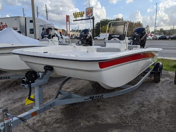 2020 Mako boat for sale, model of the boat is 17 Skiff & Image # 15 of 29