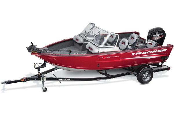 2016 TRACKER BOATS PRO GUIDE V 175 COMBO for sale