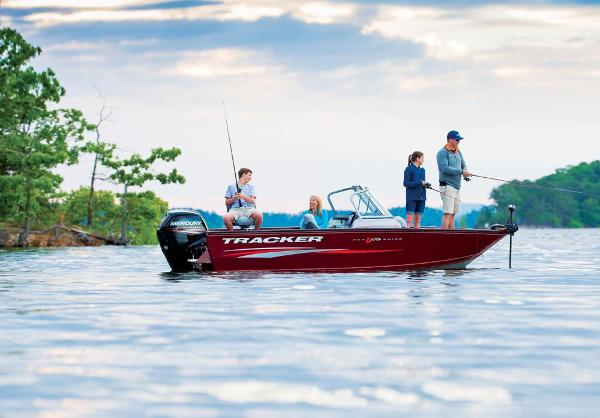2016 Tracker Boats boat for sale, model of the boat is Pro Guide V-175 Combo & Image # 5 of 19