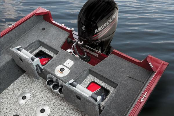 2016 Tracker Boats boat for sale, model of the boat is Pro Guide V-175 Combo & Image # 8 of 19
