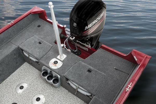 2016 Tracker Boats boat for sale, model of the boat is Pro Guide V-175 Combo & Image # 9 of 19