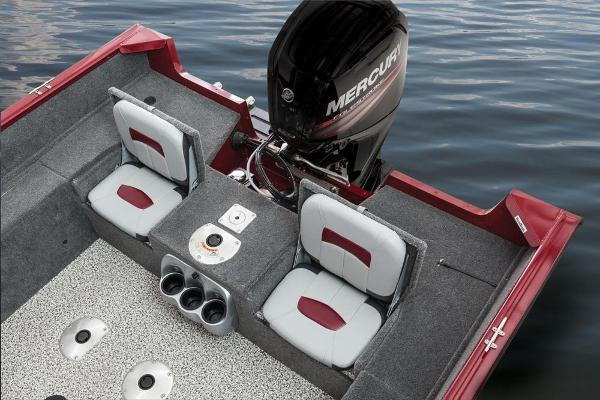 2016 Tracker Boats boat for sale, model of the boat is Pro Guide V-175 Combo & Image # 10 of 19