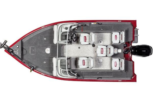 2016 Tracker Boats boat for sale, model of the boat is Pro Guide V-175 Combo & Image # 14 of 19