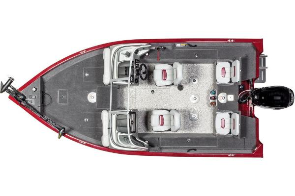 2016 Tracker Boats boat for sale, model of the boat is Pro Guide V-175 Combo & Image # 16 of 19
