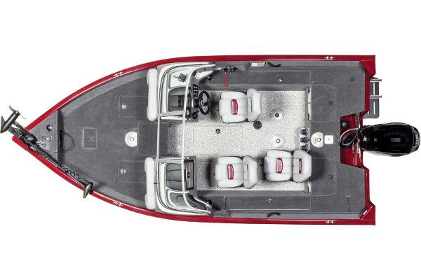 2016 Tracker Boats boat for sale, model of the boat is Pro Guide V-175 Combo & Image # 18 of 19