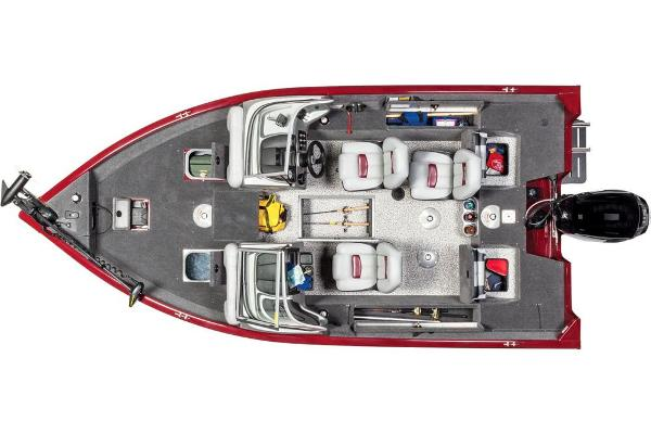 2016 Tracker Boats boat for sale, model of the boat is Pro Guide V-175 Combo & Image # 19 of 19