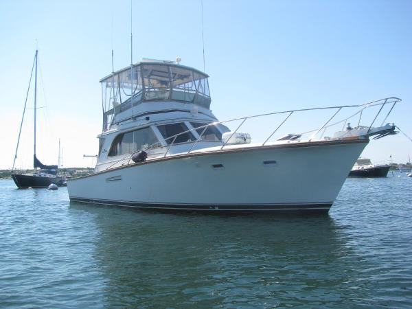 Egg Harbor Flybridge Sedan Convertible Boats. Listing Number: M-3720619