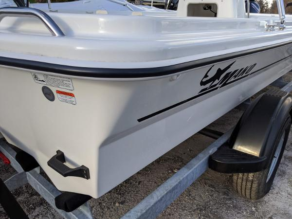 2019 Mako boat for sale, model of the boat is Pro Skiff 19 CC & Image # 22 of 26