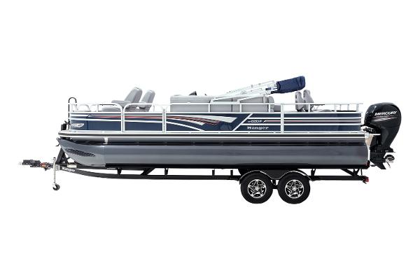 2021 Ranger Boats boat for sale, model of the boat is 220F & Image # 1 of 21
