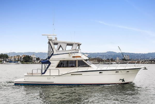 Picture Of:  56' Hatteras 56 SeaKeeper 2010Yacht For Sale | 1 of 30