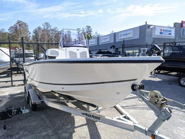 2018 Mako boat for sale, model of the boat is 184 CC & Image # 1 of 28