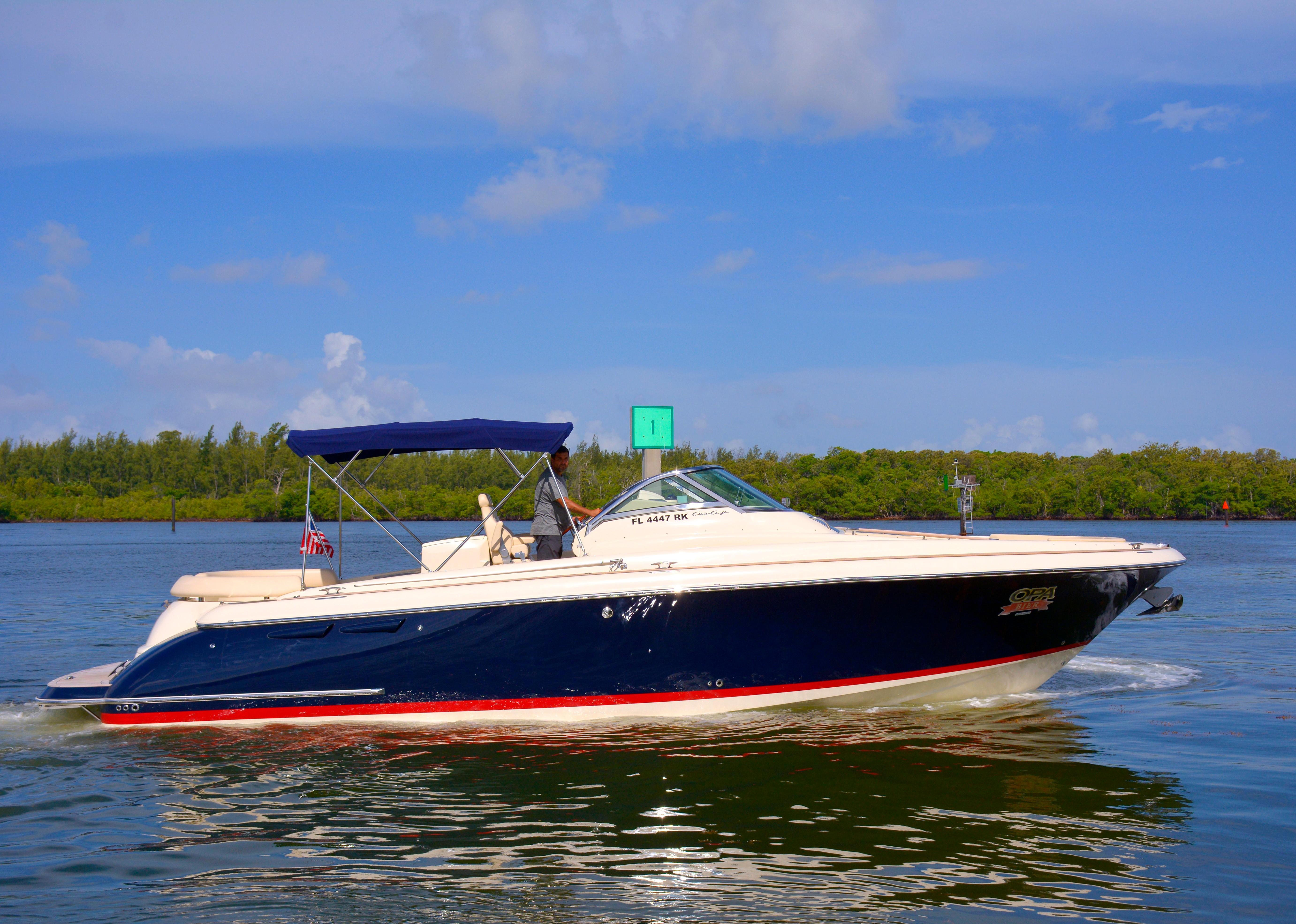 Chris-Craft Boats   Capri, Carina, Corsair, Launch, Calypso