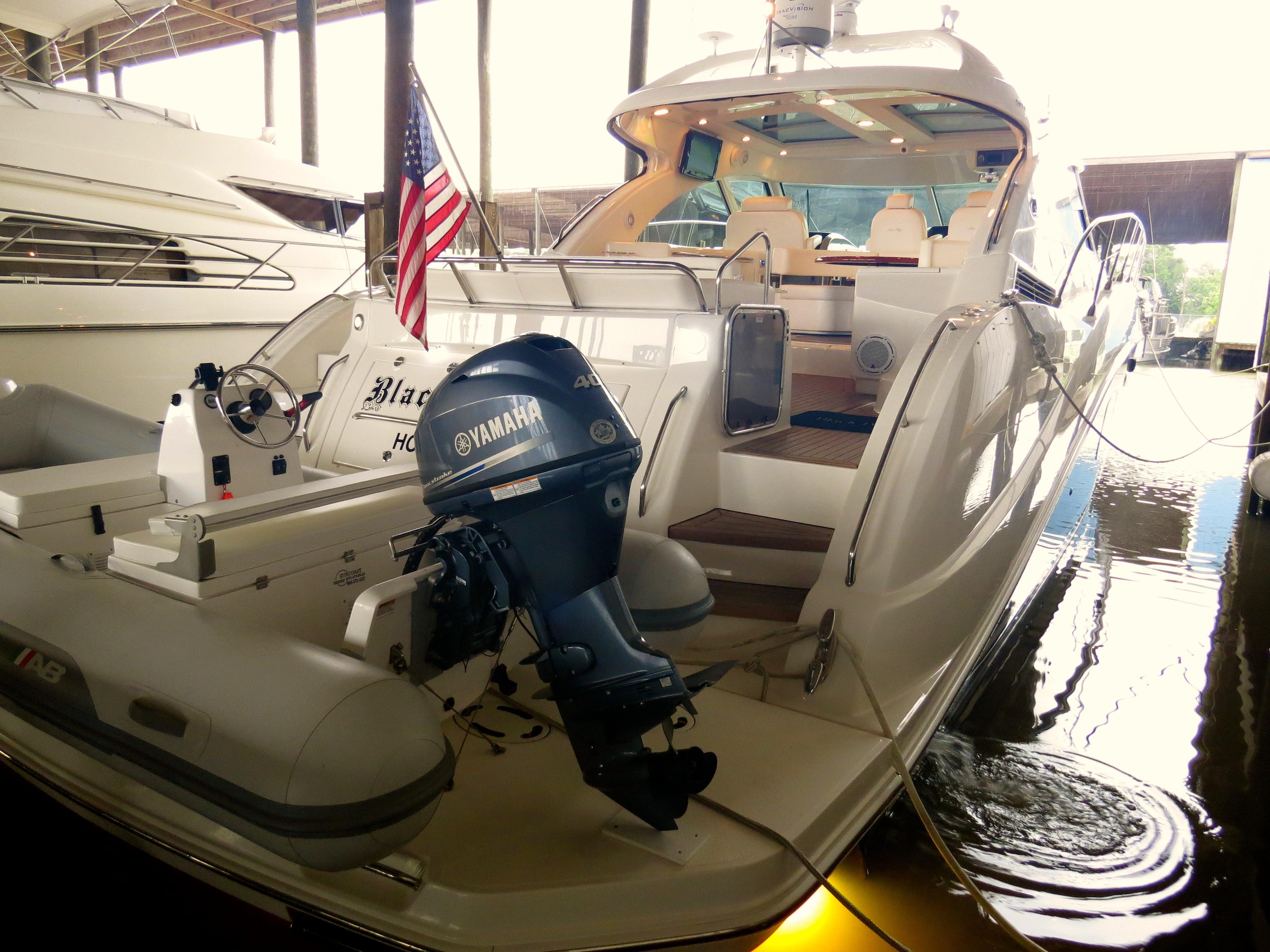 58 ft Sea Ray 58 sundancer